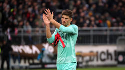 Gregor Kobel steht beim VfB Stuttgart wieder regelmäßig im Tor