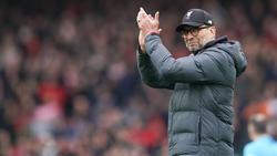 Jürgen Klopp und der FC Liverpool müssen gegen Atlético Madrid gewinnen