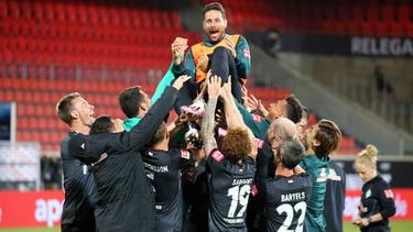 Claudio Pizarros Zeit bei Werder Bremen ist abgelaufen