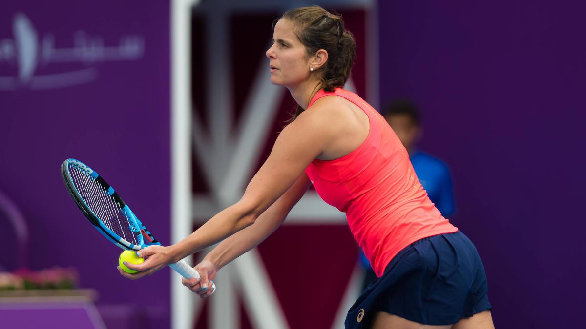 Geht davon aus, dass es noch eine weitere Entscheidung über eine Austragung der US Open geben wird: Julia Görges