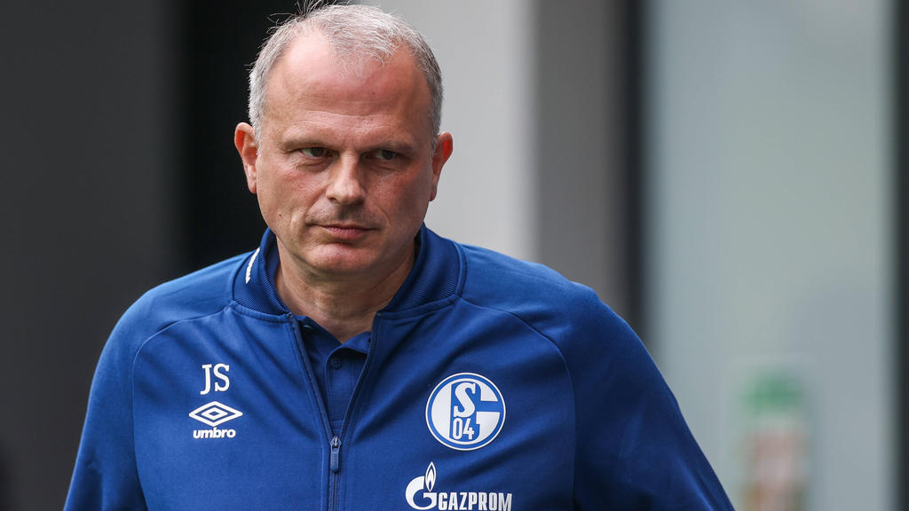 Jochen Schneider steckt mit dem FC Schalke 04 in der Krise