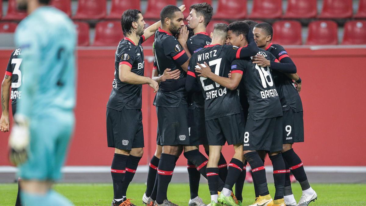 Bayer Leverkusen nimmt Kurs auf die K.o.-Runde