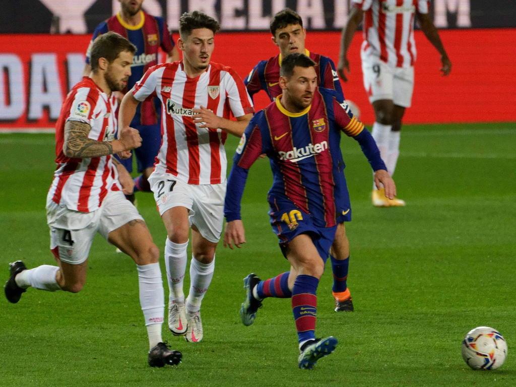 Messi vuelve a tener a su alcance un nuevo título.