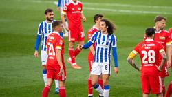 Kein Sieger zwischen Union Berlin und Hertha BSC