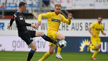 Der SC Paderborn und der VfL Osnabrück teilten sich die Punkte