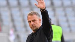 Hansi Flick verabschiedet sich vom FC Bayern