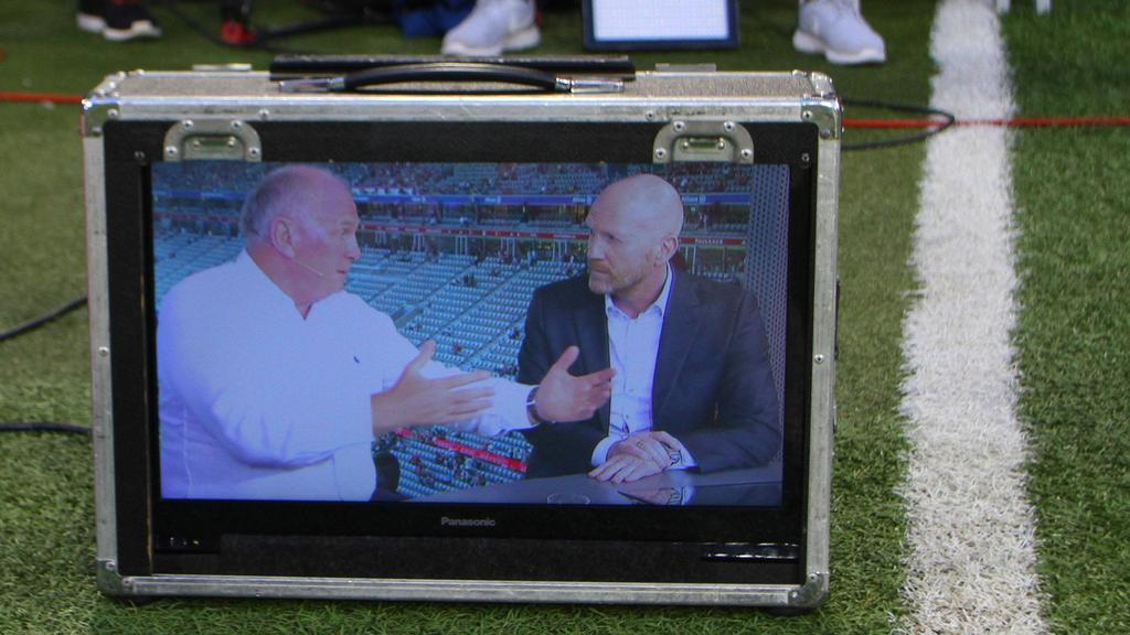 Matthias Sammer und Uli Hoeneß werden für den Posten des DFB-Präsidenten gehandelt