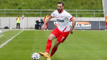 Morris Schröter wechselt zu Dynamo Dresden