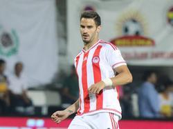 Anastasios Avlonitis wechselt von Olympiakos leihweise zu Sturm