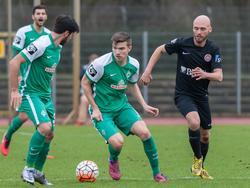 Werder II schlägt Wehen