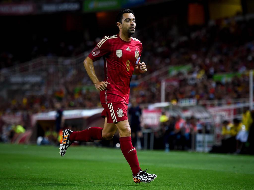 Image result for xavi hernandez world cup 2010