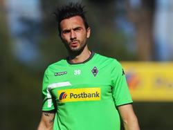 Martin Stranzl ist zurück im Training der Borussia