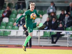 Thore Jacobsen hat seinen Vertrag in Bremen verlängert