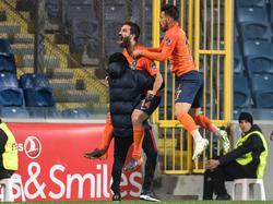 Arda Turan volvió a sentirse futbolista en Turquía. (Foto: Getty)
