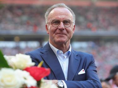 Bayern-Boss Karl-Heinz Rummenigge hat sich zur Klub-WM geäußert