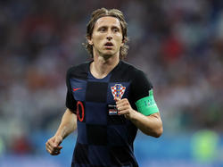 Luka Modric steht unter Druck
