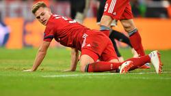 Der FC Bayern München musste sich mit einem Unentschieden zufrieden geben