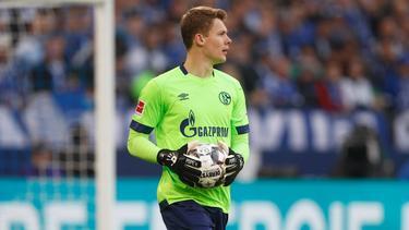 Kam in der laufenden Saison sechs Mal für Schalke zum Einsatz: Alexander Nübel