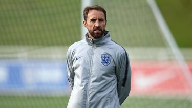 Gareth Southgate wird bei Manchester United gehandelt