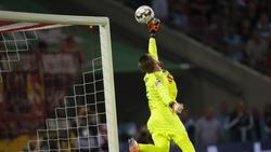 Würde gerne für Deutschland spielen: Kölns Torwart Timo Horn