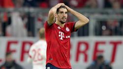 Javi Martínez spielt seit 2012 beim FC Bayern