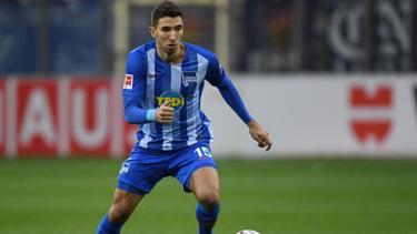 War zuletzt bereits an Hertha BSC ausgeliehen: Marko Grujic
