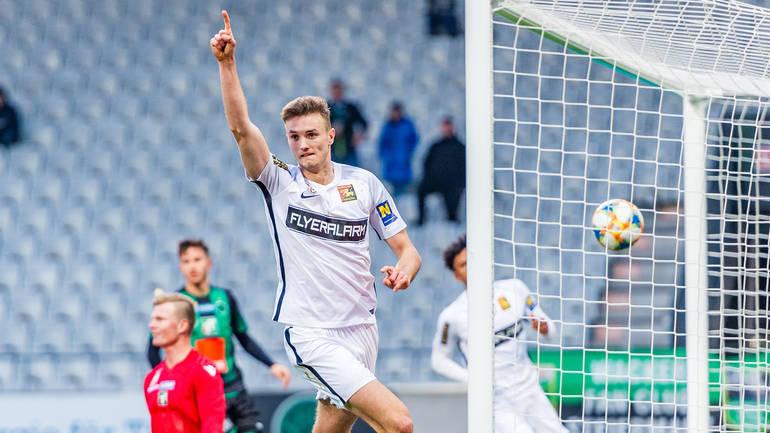 Sasa Kalajdzic könnte womöglich schon bald für den VfB Stuttgart auflaufen