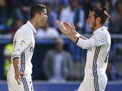 Cristiano y Bale entran en las rotaciones de Zidane. (Foto: Getty)