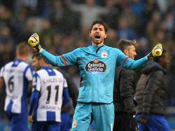 German Lux llega a River tras seis temporadas en el Deportivo La Coruña (Foto: Getty)