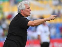 Steht vor dem Aus: Tunesiens Nationaltrainer Kasperczak