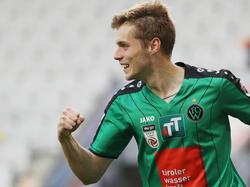 Patrik Eler verlässt Wacker Innsbruck und wechselt nach Nancy