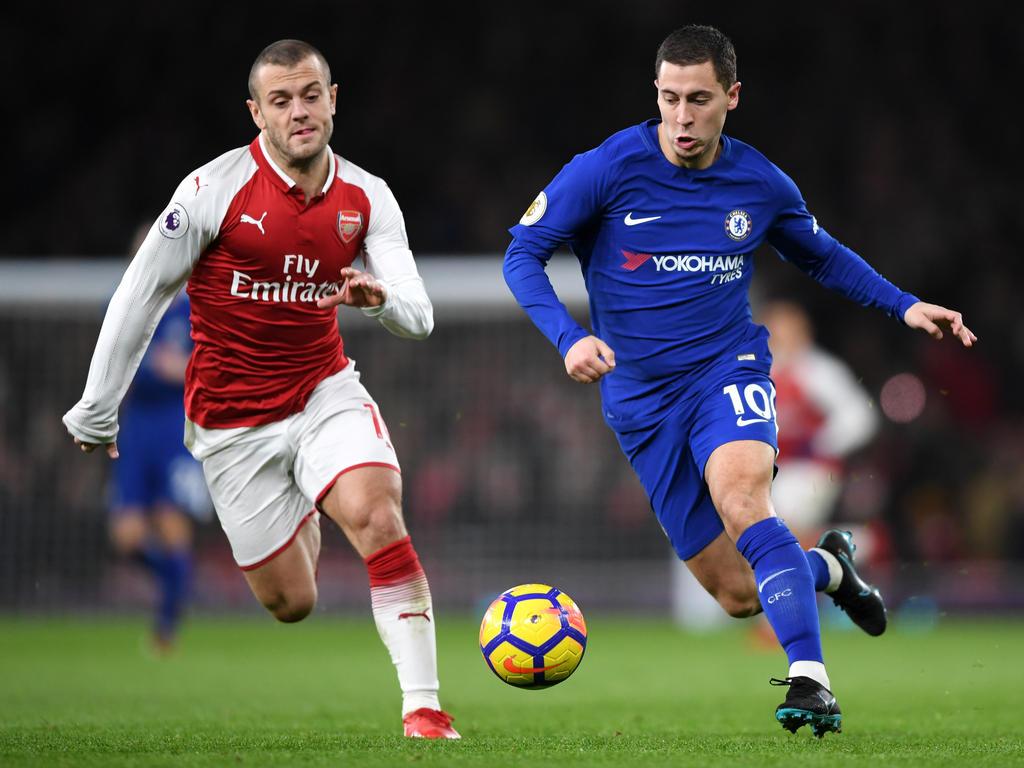 Arsenal und Chelsea trennen sich nach einem rasanten Spiel 2:2 Unentschieden