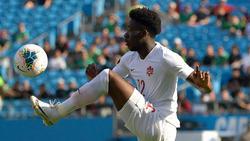 Alphonso Davies vom FC Bayern mit Kanada beim Gold Cup gescheitert