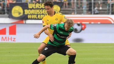 Thomas Delaney stand beim BVB in der Startelf