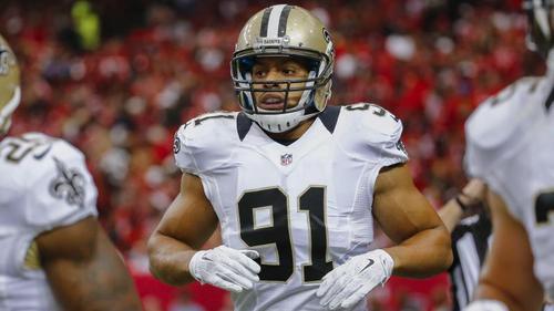 Football-Profi Kasim Edebali spielt künftig für die Oakland Raiders in der NFL