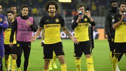 Die BVB-Spieler tankten Selbstvertrauen vor dem Bayern-Spiel