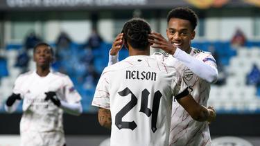 Der VfB Stuttgart soll einen Korb von Reiss Nelson bekommen haben