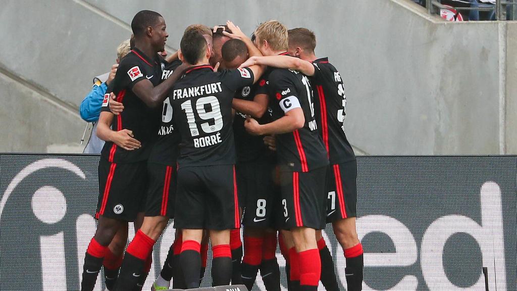 Eintracht Frankfurt startet Donnerstag in die Europa League