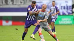 Der SC Paderborn ist Tabellenführer der 2. Liga
