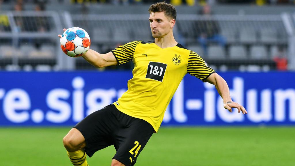 Thomas Meunier will in seinem zweiten Jahr beim BVB den Durchbruch schaffen