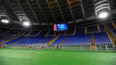 Die Tribünen in der Serie A könnten in Zukunft leer bleiben