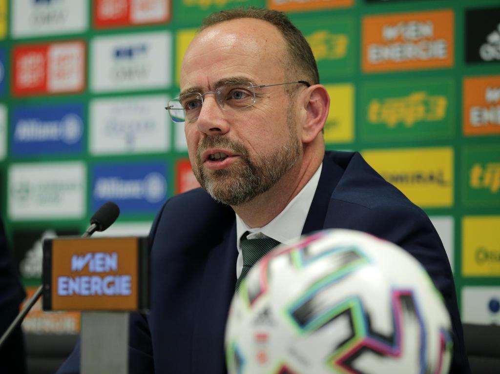 Der Rapid-Präsident zeigt sich über den Vereinszusammenhalt begeistert