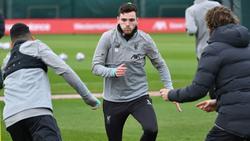 Der FC Liverpool wird wohl bald wieder normal trainieren können