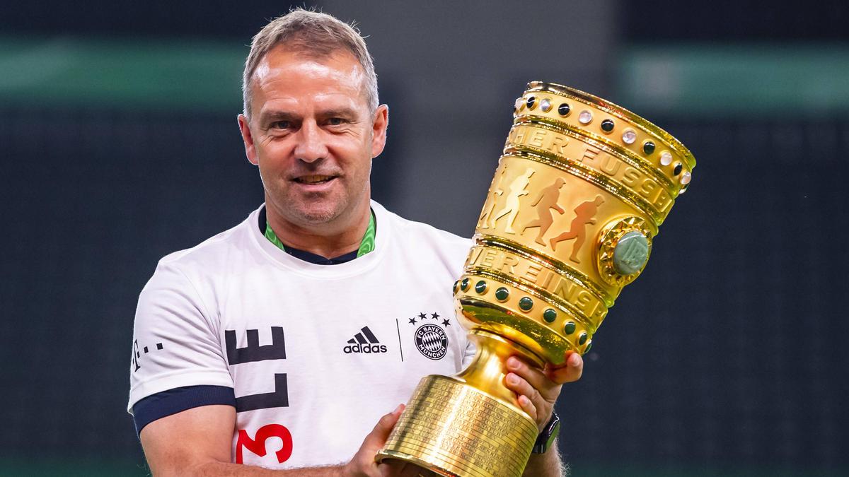 Hansi Flick und der FC Bayern haben ein neues Ziel