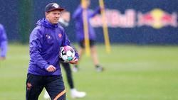 RB-Coach Nagelsmann muss mit Leipzig gegen Augsburg ran