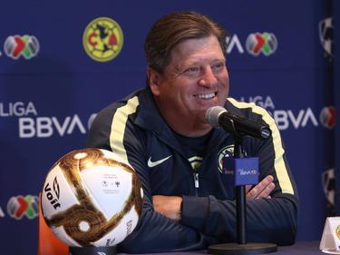Herrera abandona la disciplina del club azteca.