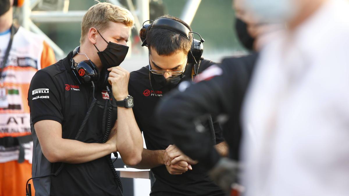 Mick Schumacher startet 2021 in der Formel 1
