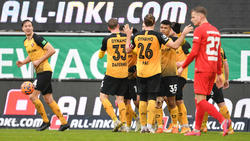 Dresden kam gegen Lautern mehrmals zurück