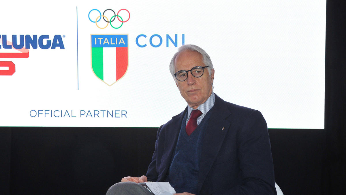 Giovanni Malago schlägt Alarm