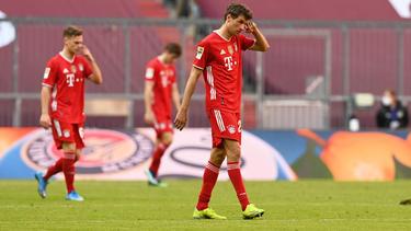 El Bayern se vio impotente en su propio estadio.